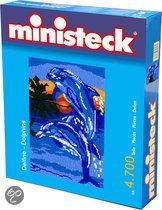 Ministeck Dolfijn Zonsondergang