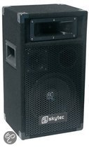 Skytec Sm8 3-weg Disco Pa Speaker 8