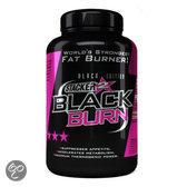 Stacker 2 Black Burn Fatburner Ephedra Vrij - Vetverbrander