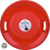 Glijschotel Snow Disc - Rood
