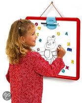 Dubbelzijdig Schoolbord met Ophangkoord