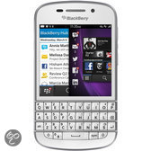 BlackBerry Q10 - Wit
