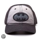 Batman - Dark Knight Snap Back Cap (Black / Grey)
