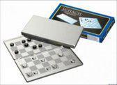 Reis schaak kassette aluminium