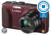 Panasonic Lumix DMC-TZ40 - Rood