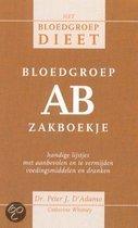Bloedgroep AB zakboekje D'Adamo, P.