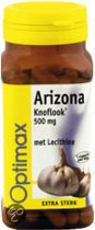 Optimax Arizona Knoflook met Lecithine Capsules 90 st