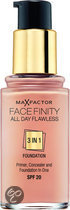 Max Factor Facefinity 3 in 1 SPF 20 - Soft Honey 77 - Foundation