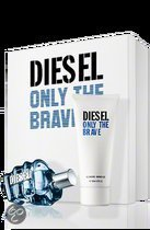 Diesel Only the Brave for Men - Geurengeschenkset