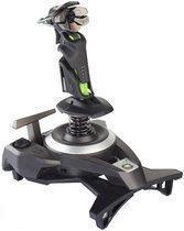 Foto van Cyborg F.L.Y. 9 Draadloze Flightstick Zwart Xbox 360 + PS3
