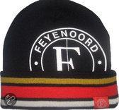 Feyenoord Muts - Junior - Zwart
