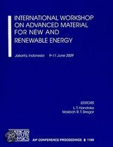 International Workshop on Advanced Material for New and Renewable Energy
