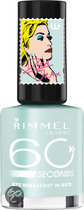 Rimmel London 60 Seconds Colour Rush by Rita Ora - 873 Ice Green - Nagellak
