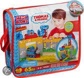 Mega Bloks Thomas de Trein bezoekt het Kasteel