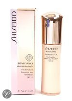Shiseido Benefiance Wrinkle Resist 24 Day Emulsion SPF15 - 75 ml - Dagcrème