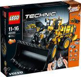 LEGO Technic Op afstand bedienbare VOLVO L350F Wiella - 42030