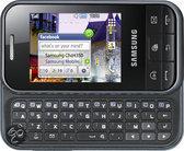 Samsung Chat 350 (C3500) - Dark Silver