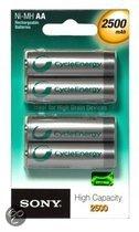 Sony NHAAB4E NiMH-Batterijen