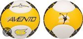 Mini Voetbal Strand • Soft Touch •, Geel/Wit/Zwart, 3