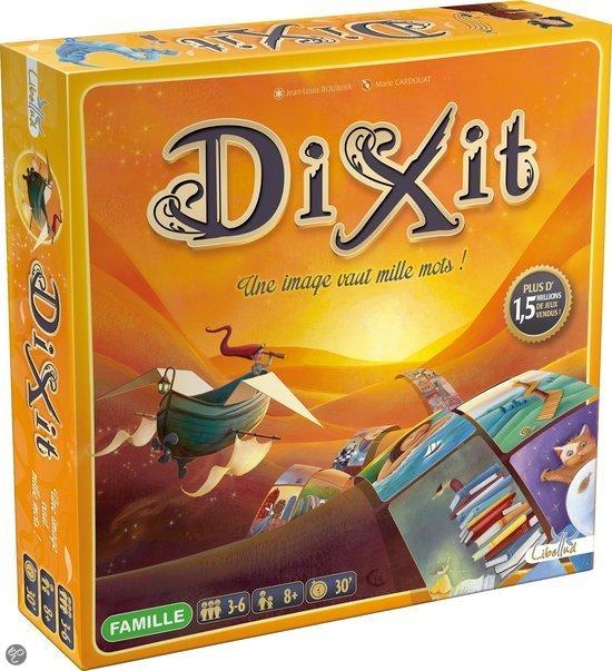 Dixit - Kaartspel
