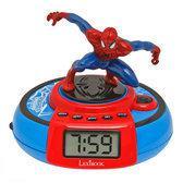 Spiderman Ultimate Vliegende Wekker