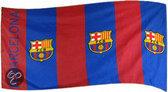 FC Barcelona Vlag groot 6 strepen