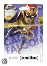 Nintendo amiibo figuur - Captain Falcon (Wii U + 3DS)