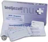 Testjezelf Drugtest Morfine (Heroine) - 3 stuks