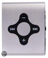 Difrnce MP755 - MP3 speler - 4 GB - Zilver