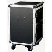 DAP Audio DAP Roadie Case 12HE + werkblad Home entertainment - Accessoires