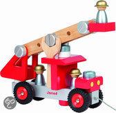 Trekfiguur brandweerauto Bricolo