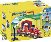 Playmobil Mijn meeneem treinstation - 6783