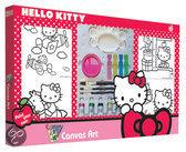 Grote verfdoos Hello Kitty
