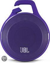 JBL Clip - Bluetooth-speaker - Paars