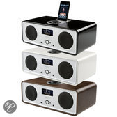 Ruark Audio R2i - Wekkerradio met iPod dockingstation - Zwart