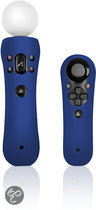Speedlink Siliconen Beschermhoeskit Blauw PS3