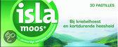 Isla Moos Keelpastilles - 30 st