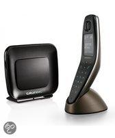 Grundig D790a - Single DECT telefoon met antwoordapparaat - Brons