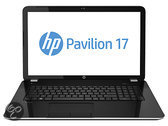 HP Pavilion 17-e125nd