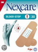 3M Bloed Stop - 14 stuks - Pleisters