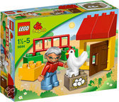 LEGO Duplo Ville Kippenhok - 5644