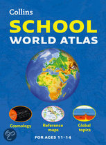 Collins School World Atlas