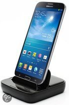 qMust Desktop Dock Samsung Universeel (black) o.a. voor Galaxy S2, S3, S4, S4 mini etc.
