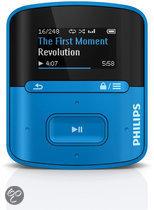 Philips - SA4RGA04BN Raga van 4 GB MP3-speler