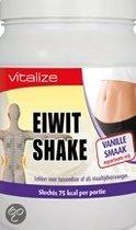 Vitalize Vanille - 450 gr - Eiwitshake