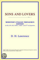 Sons And Lovers (Webster's Italian Thesa