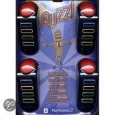 Sony PlayStation 4x Buzzer PS2 + PS3