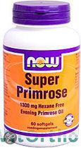 VitOrtho Now Teunisbloemolie extra sterk 1300 mg tabletten 60 st
