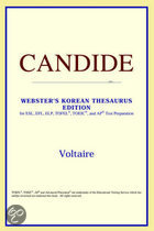 Candide (Webster's Korean Thesaurus Edit