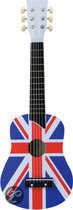 Gitaar - Vlag UK